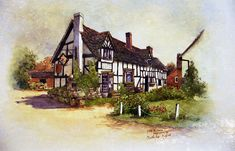 The Fleece. Bretforton.Worcestershire by christopher Hughes  ~  x