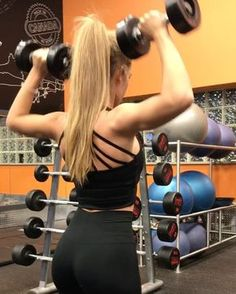 """3,713 Likes, 83 Comments - Female Workout Videos (@_workoutvideos) on Instagram: """"arms workout """""""