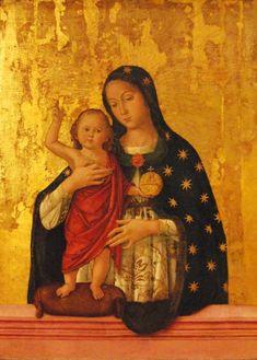 Antoniazzo Romano_Madonna_Velletri_Museo Diocesano_1483