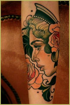 Electric Tattoos | Lu's Lips    Check out electrictattoos' new store...