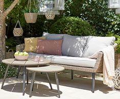 Outdoor Sofa, Outdoor Furniture, Outdoor Decor, Helsinki, Ikea, Home And Garden, Home Decor, Balcony, Porch