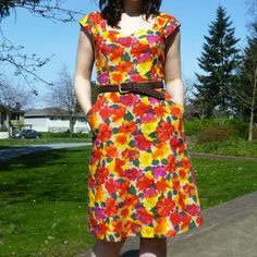 Sewaholic - Cambie Dress pattern