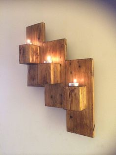 pallet-wall-candle-holder.jpg (720×960)
