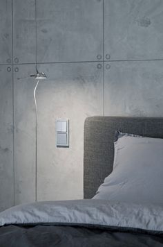 Concrete Interior by Oooox | Archifan Blog