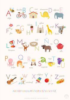 Printable Alphabet Posters - Mr Printables