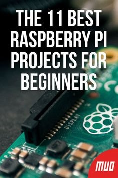 Don't be put off by the barebones appearance of the Raspberry Pi. The projects you can build can be as complex or simple as you like. For this guide, we're looking at 11 straightforward, basic Raspberry Pi projects for beginners Electronics Projects For Beginners, Computer Projects, Arduino Projects, Diy Projects, Raspberry Pi Programming, Cool Raspberry Pi Projects, Raspberry Computer, Raspberry Crumble Bars, Raspberry Cheesecake