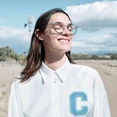 e82c6af6af54 CALVIN KLEIN Eyewear SS18 Ad Campaign, Style CK18705. Calvin Klein Glasses, Calvin  Klein