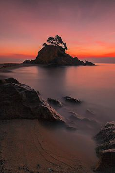 Cala Cap Roig by lluisxd