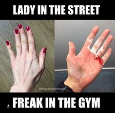 Looks like my hands half the time Crossfit Memes, Crossfit Motivation, Workout Memes, Gym Memes, Gym Workouts, Funny Workout, Funny Memes, Fitness Quotes, Fitness Humor