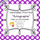 5-Days of engaging activities for students to explore multisyllabic words including clues, word lists, letters, cooperative review game, and high rigor assessment