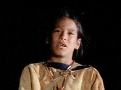 """Michael Spears as """"Otter"""" in Dances with Wolves"""