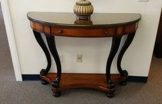 Save $90 on this gorgeous sofa table from Harrah's Suites! Now only $159.00