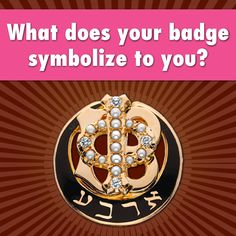 Gamma Phi Beta's badge holds a special meaning to each of our members. What does our badge symbolize to you? Comment below! #BadgeDay15