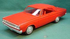 1965 Dodge Coronet 500 2 Door Ht promo model
