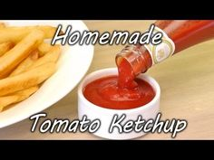 How to Make Tomato Ketchup- Brought to You By DaveHax Would you like to know how to make tomato ketchup ? Ketchup is a delicious sauce that goes with many different foods. Homemade Tomato Ketchup, Tomato Ketchup Recipe, Homemade Ketchup Recipes, Homemade Butter, How To Make Ketchup, Do It Yourself Videos, Munnar, Food Hacks, Cooking Recipes