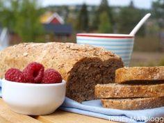 Trines grove firekornbrød   TRINEs MATbloggTRINEs MATblogg Nom Nom, French Toast, Health Fitness, Bread, Breakfast, Ethnic Recipes, Food, Image, Velvet