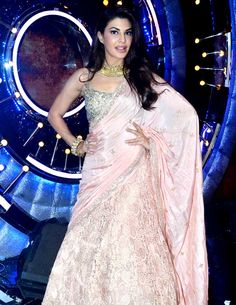Jacqueline Fernandez on 'Jhalak Dikhhla Jaa 9'. #Bollywood #Fashion #Style #Beauty #Hot #Sexy