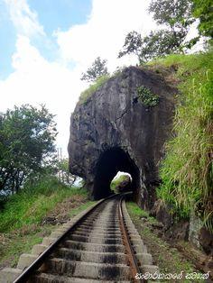 Ravel by train, Sri Lanka #VisitSriLanka