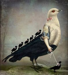 """Morning Walk"" Picture by Catrin Welz-Stein posters, art prints, canvas prints, greeting cards or gallery prints. Find more Picture art prints and posters in the ARTFLAKES shop. Art And Illustration, Illustrations Posters, Surrealism Photography, Art Photography, Digital Photography, Illustrator, Art Du Monde, Wassily Kandinsky, Surreal Art"