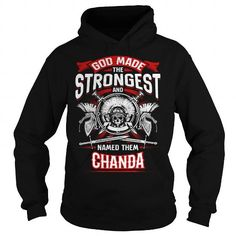 Awesome Tee CHANDA, CHANDAYear, CHANDABirthday, CHANDAHoodie, CHANDAName, CHANDAHoodies T shirts