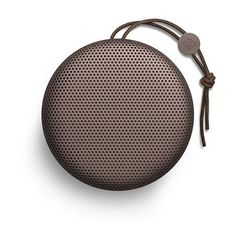 The B&O Play Beoplay A1 is a portable Bluetooth speaker with some of the best bass response you'll find in such a compact size.