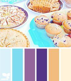 color bake off