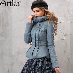 Приталенная куртка с вышивкой