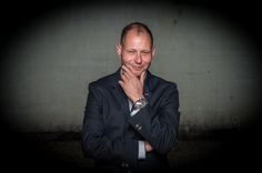 Portrait photography of Thomas Klingenberg. PR and commercial photography. By byDesign