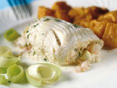 Kuharullat valkoviinissä - Reseptit Fish And Seafood, Seafood Recipes, Turkey, Meat, Chicken, Breakfast, Koti, Drinks, Morning Coffee
