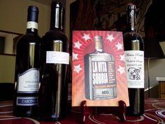 """[...] Non domandarci la formula che mondi possa aprirti [...]: """"La vita sobria. Racconti ubriachi"""", AA.VV. - I due lati della bottiglia..."""