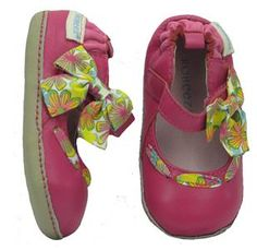 Robeez Bow Crazy Mini Shoez, Robeez Kids | OLLY Shoes Fit For a Kid