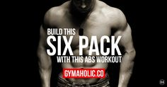 Abs Workout To Get A Six Pack