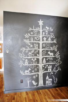 20+ идей как сделать новогоднюю елку своими руками из подручных материалов    #новыйгод #праздник Красота