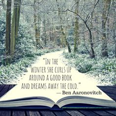 Books will keep you warm this winter!
