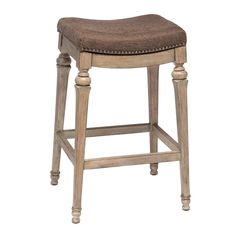 Hillsdale Furniture's Vetrina Backless Non-Swivel Counter Stool