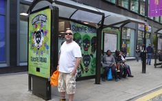 #MCR goes #interactive #OOH #iOOH mad! @SuicideSquadUK movie #Tattoos for #shoppers on @JCDecaux_UK #6sheet