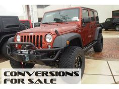 New Lifted 2014 Jeep Wrangler Unlimited