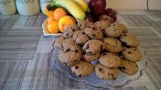 Νηστίσιμα κουλουράκια πορτοκαλιού με βρώμη και σοκολάτα Muffin, Cookies, Breakfast, Desserts, Recipes, Food, Crack Crackers, Morning Coffee, Tailgate Desserts