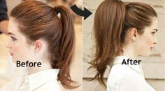 When we talk about how to make ponytails you might think what it is so difficult about them. Nothing...