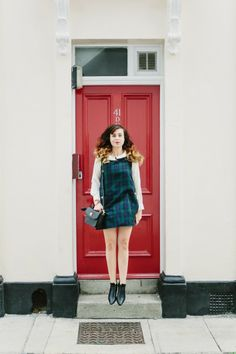 Mademoiselle Robot: What I Wore - Notting Hill School For Girls