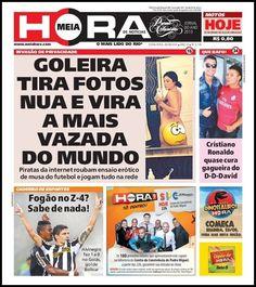 'Sensacional lista' com as 15 melhores capas do jornal Meia Hora - Mega Curioso