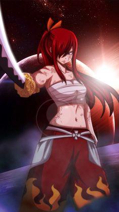 Erza Scarlet Ar... Erza Scarlet Armor Types