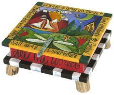 SticksFurniture boxes - isn't it gorgeous?!   Artcraftonline.com