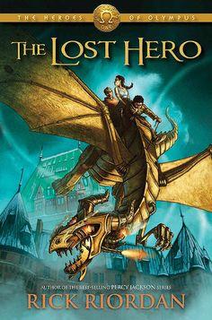 Rick Riordan: The Heroes of Olympus, #1: The Lost Hero (2010)