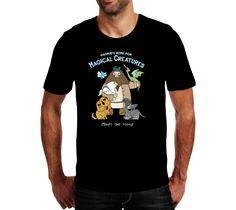 Koszulka z nadrukiem Harry Potter 52 Toxic Shirts - Warszaa