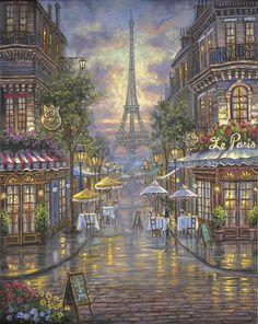 Paris - Robert Finale