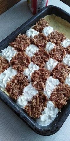 Creative Food, Macarons, Sweet Recipes, Tiramisu, Sweet Tooth, Cheesecake, Food And Drink, Birthday Cake, Sweets