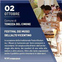 A #tonezza domani ci siamo anche noi! #tonezzatu #montagna #montagnaveneta #pedemontanavicentina #musei