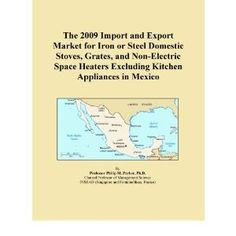 Kitchen Aid Appliances, Stoves, Mexico, Electric, Iron, Marketing, Space, Floor Space, Skillets