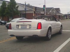 Spotted in #Illinois: #Cadillac DTS convertible by Coach Builders Ltd.